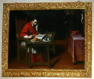 Daniele Crespi, Il digiuno di San Carlo Borromeo. Chiesa di Santa Maria della Passione a Milano (c) Giovanni Dall'Orto