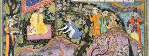 Shahnameh du shah Tahmasp / Metropolitan Museum of Art