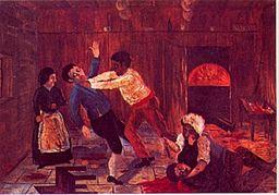Meurtres à l'auberge rouge (1019) (c) Domaine public