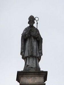 Statue de Saint Augustin, Santa Maria delle Grazie (San Giovanni Valdarno) (c) Syrio